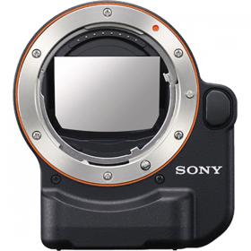 кольцо с полупрозрачным зеркалом для установки объективов с байонетом Sony A на полнокадровые фотокамеры Sony ILCE с байонетом Sony FE