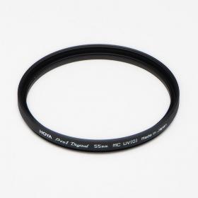 Светофильтр ультрафиолетовый Hoya 55 UV(0) PRO1D