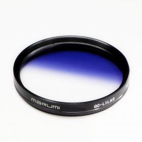 Светофильтр градиентный Marumi 58 GC-Lilac