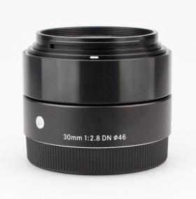 Объектив Sigma AF 30mm F2.8 DN MFT-1