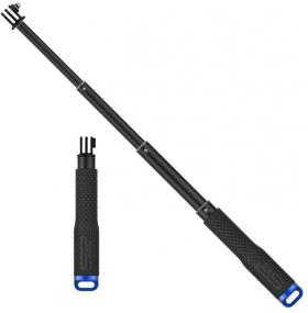 "Монопод SP Gadgets P.O.V. POLE 19"" (53010) (телескопический монопод для экшн-камер GoPro, размер S, длина до 480мм)"