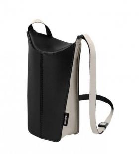 LCS-CXD Soft Carrying Case (оригинальная кожаная сумка-треуголка для компактных видеокамер Sony Handycam)