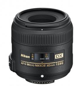 AF-S DX Micro-Nikkor 40mm F2.8G