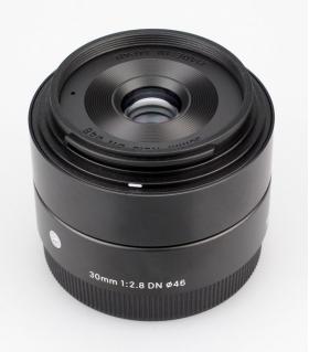 AF 30mm F2.8 DN (Micro Four Thirds (Micro 4/3) - Olympus/Panasonic) (black) (серия Art по новой маркировке SIGMA)