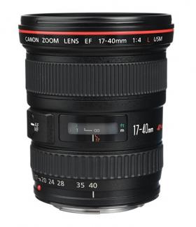 Объектив Canon EF 17-40mm F4L USM-2