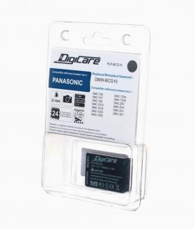 PLP-BCG10 (Li-Ion/3.7V/1000mAh) (Panasonic DMW-BCG10) (совместимость: Panasonic DMW-BCG10)