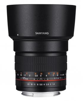 MF 85mm F1.4 AS IF UMC AE (Nikon F)
