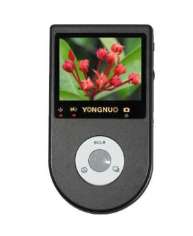 YN-LV Canon EOS 500D/550D (проводной пульт ДУ с экраном LiveView)