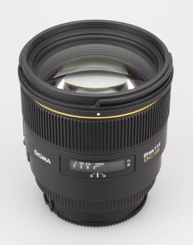 AF 85mm F1.4 EX DG HSM (Canon)