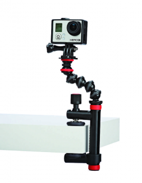 Action Clamp & Gorillapod Arm