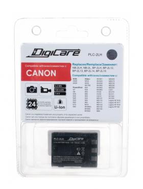 PLC-2LH (Li-Ion/7.4V/720mAh) (аналог Canon NB-2LH) (совместимость: Canon NB-2L/NB-2LH/BP-2L12/BP-2L24)