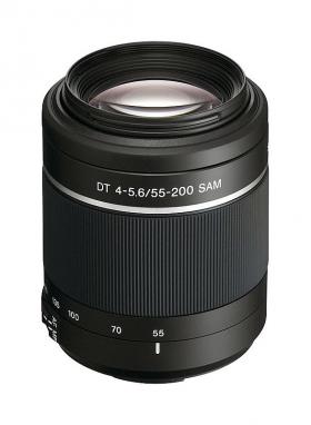 SAL-55200-2 AF DT 55-200mm F4-5.6 SAM