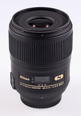AF-S Micro-Nikkor 60mm F2.8G ED