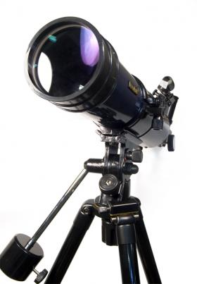 Передняя линза телескопа Levenhuk Strike 90 PLUS