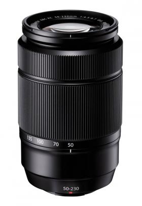 Fujinon XC 50-230mm F4.5-6.7 OIS (black)