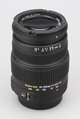 AF 50-200mm F4-5.6 DC HSM (Sony A)