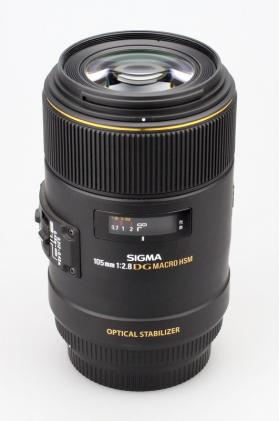 AF 105mm F2.8 EX DG OS HSM MACRO (Canon)