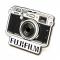 Брендированный значок Fujifilm - Фотокамера X100