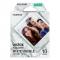 Картридж для камеры Fujifilm Instax Square WHITE MARBLE (10/PK) - на 10 цветных фотографий SQUARE с рамками под белый мрамор